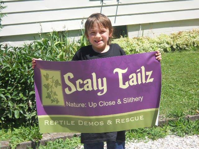 Scaly Tailz banner